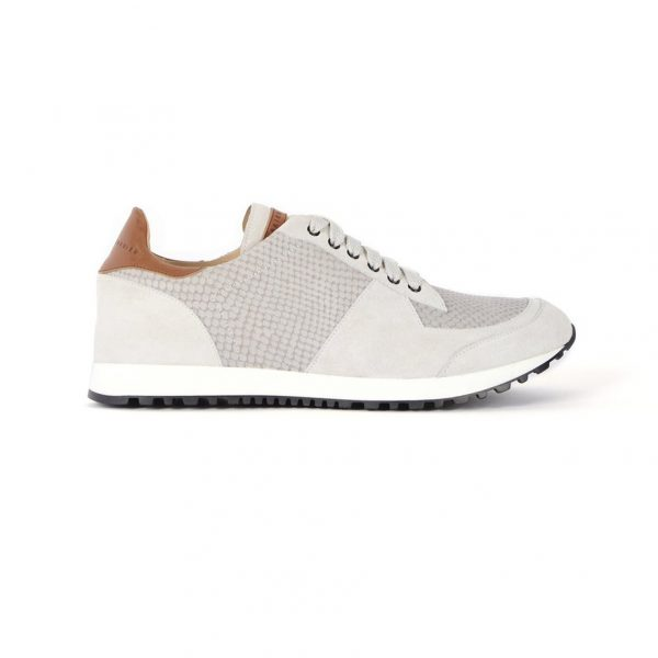 Handcrafted runner shoes