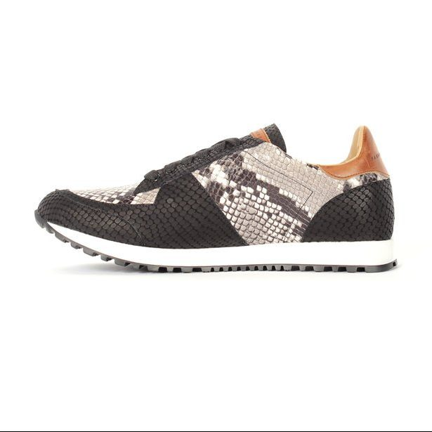 High fashion runners shoes for men