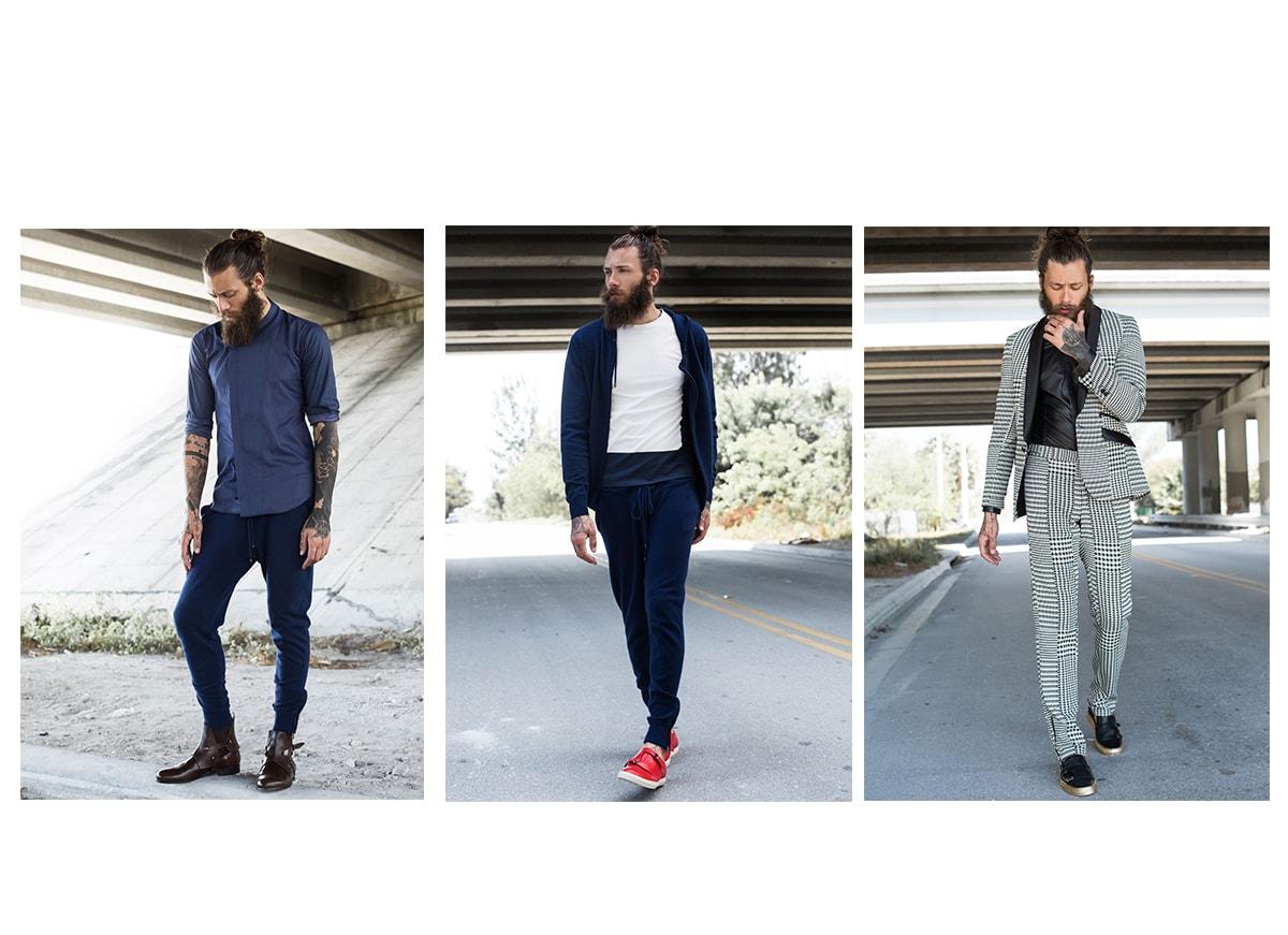 Fabrice Tardieu Collection for Men