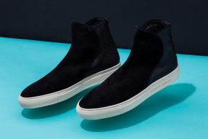 Fabrice Tardieu Chelsea Boots