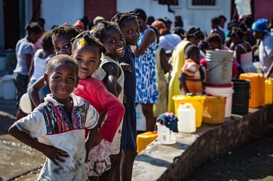 UNICEF Canada-One year after Hurricane Matthew- Haiti-s children