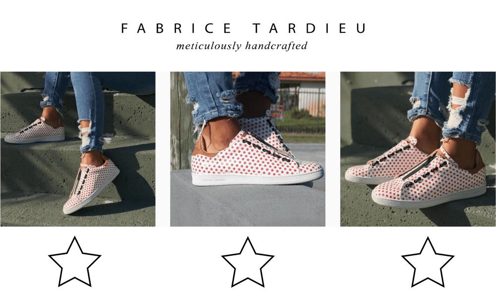 Fabrice Tardieu shoe