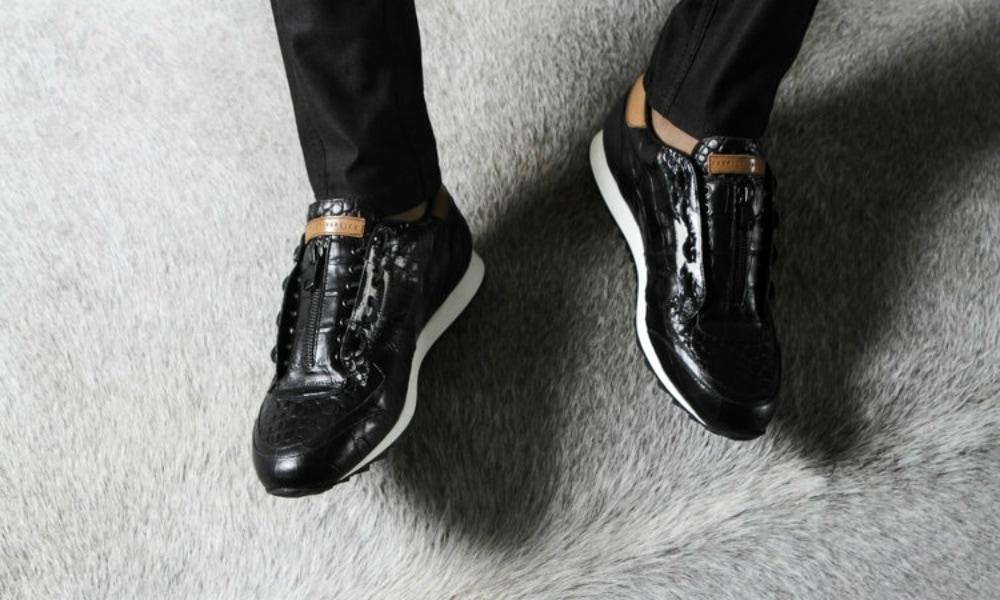 Fabrice Tardieu shoes